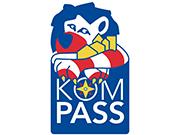 Logo: KOMPASS (KOMMunalProgrAmmSicherheits Siegel)