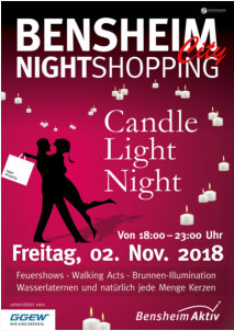 Night Shopping 2018