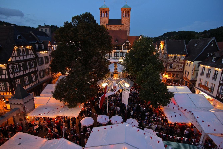 Winzerfest Bensheim