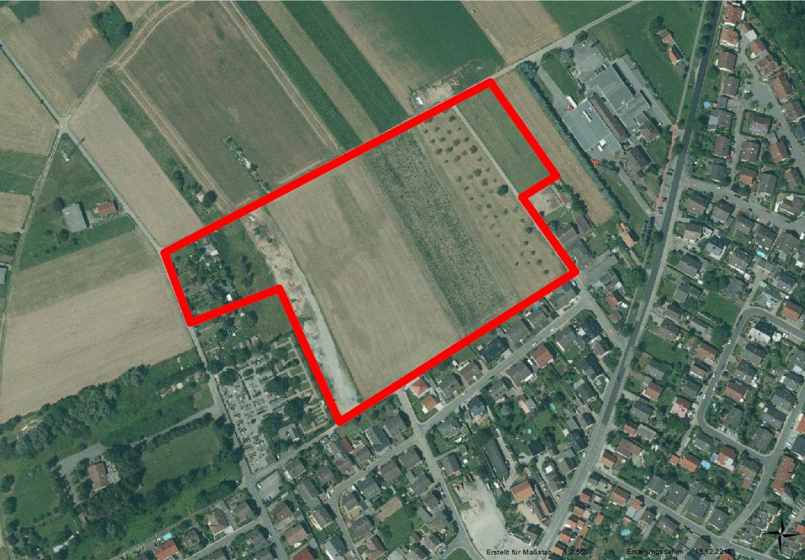 Luftbild Fehlheim Nord-West