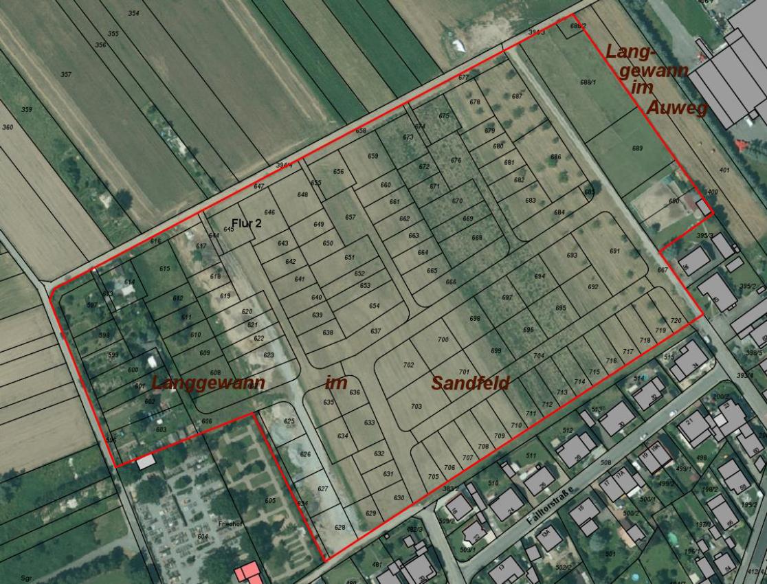 Luftbild Fehlheim Nord/West