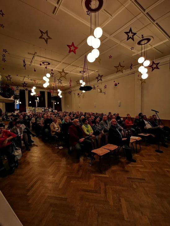 Bürgerversammlung am 18.12.2019