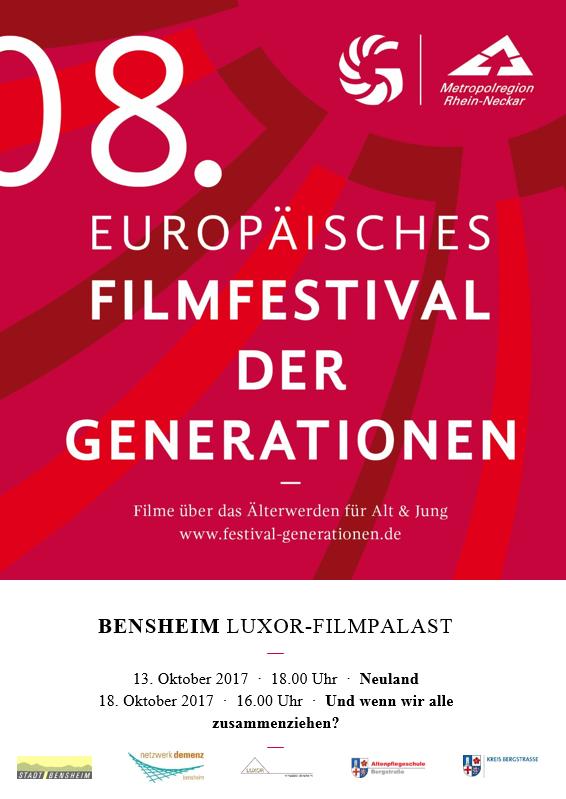 Filmfestival der Generationen