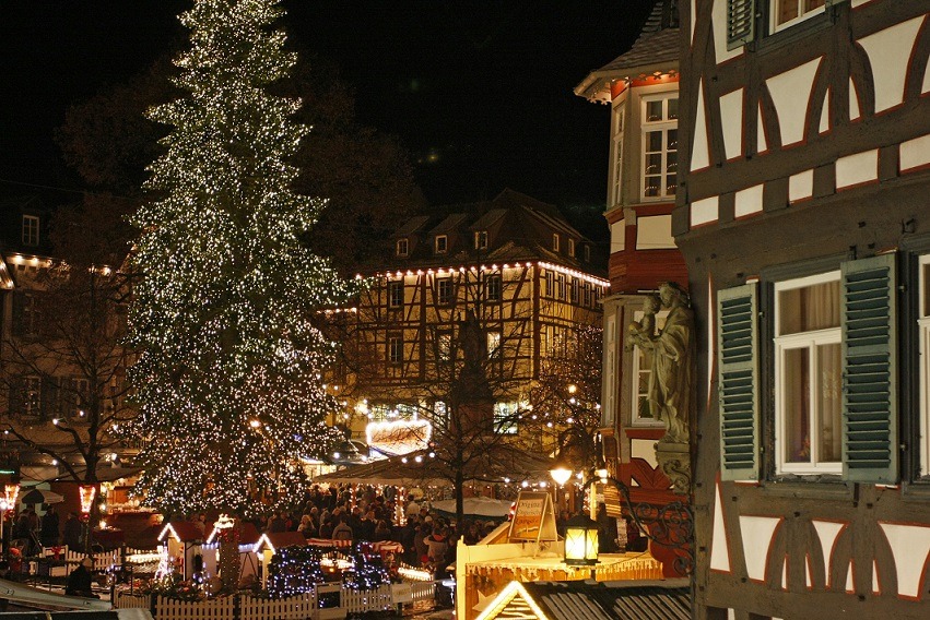 Weihnachtsmarkt Bensheim